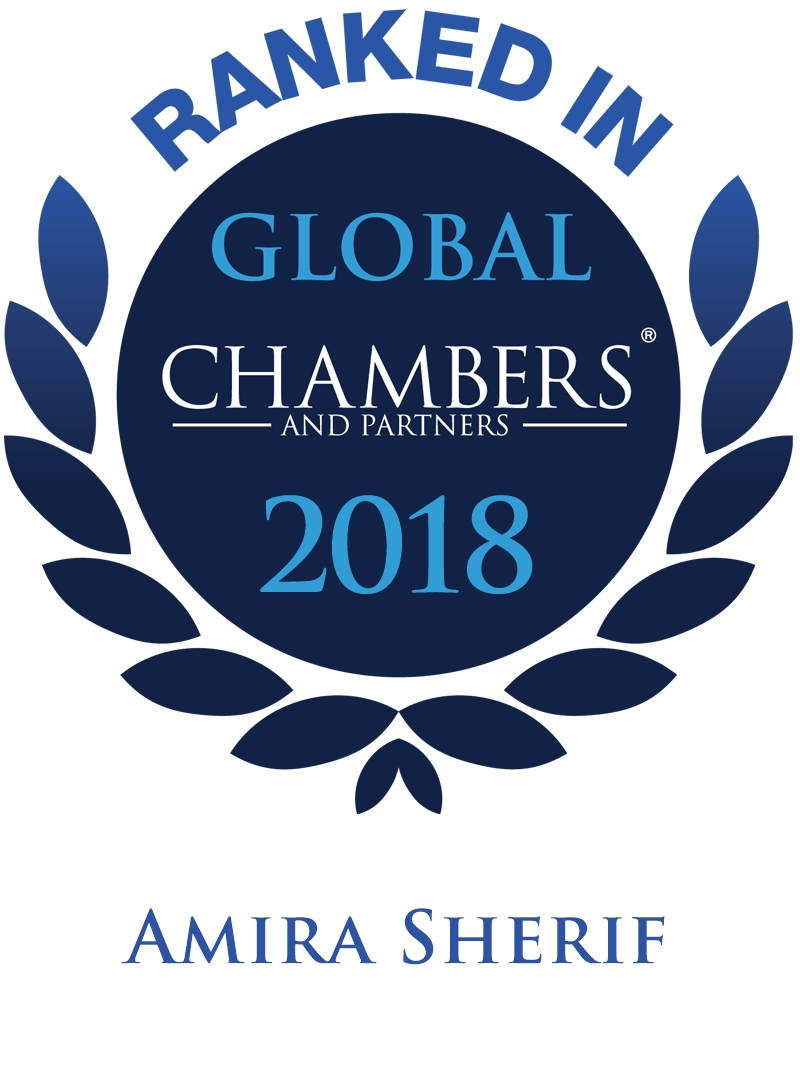 Amira Sherif Global Chambers 2018